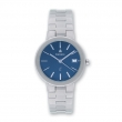 Mens Kremena Stainless Steel Blue Dial Swiss Quartz Watch