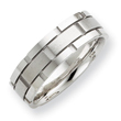 14k White Gold New Fancy Band